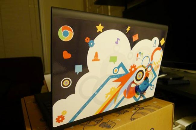 Google Chrome Notebook