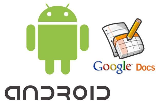 Google Docs Android