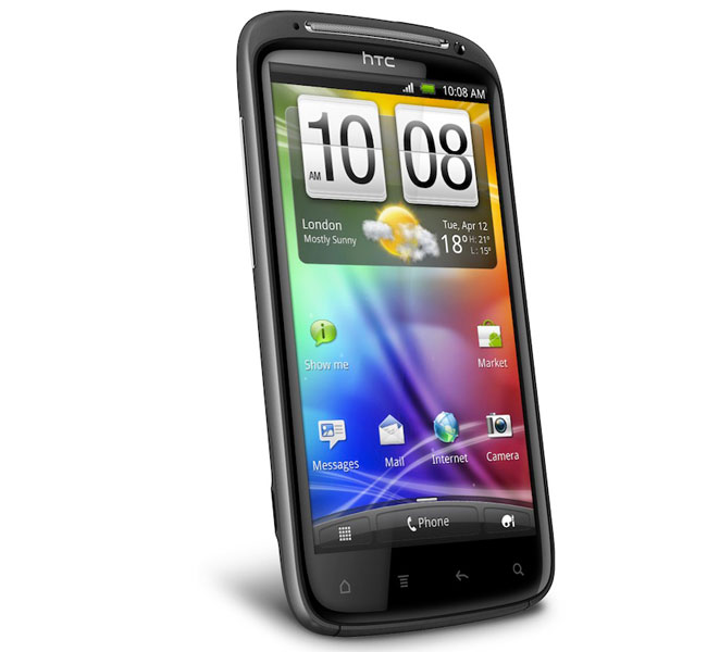 HTC Sensation Gets Official, Full Specifications And Photos