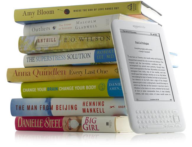 Kindle lending