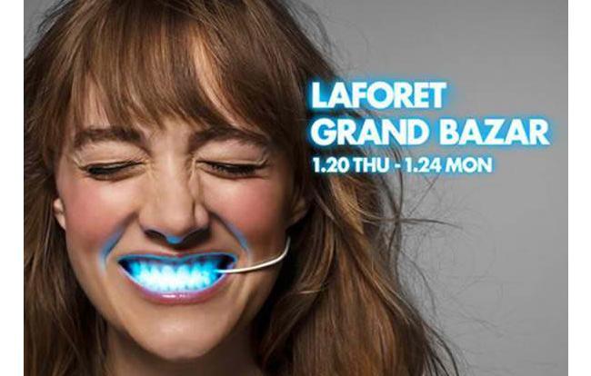 LED teeth