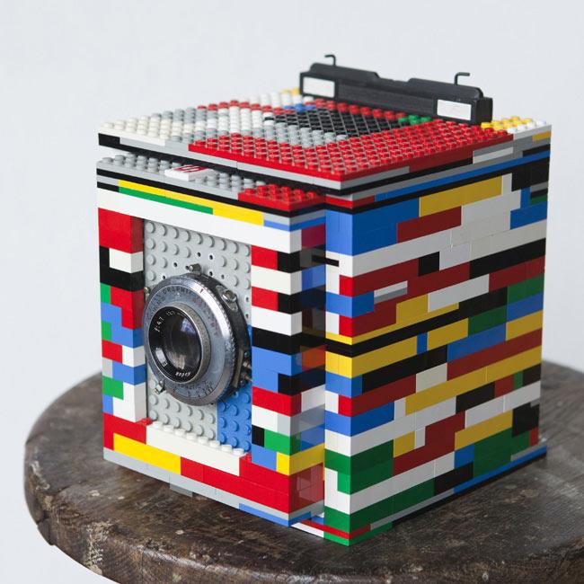 Legotron Camera
