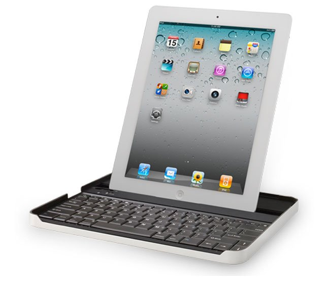 ipad 2 case with keyboard. Logitech Zagg iPad 2 Keyboard