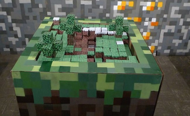 interesting minecraft board game - photo #2