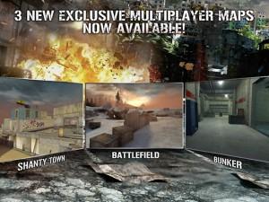 Modern Combat 2: Black Pegasus iOS Multiplayer Game Receives New IAP Map Pack (video)