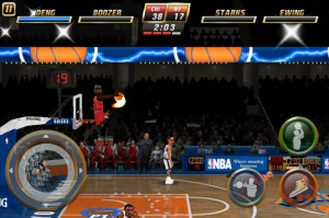 NBA Jam iOS App Updated With Multiplayer Support
