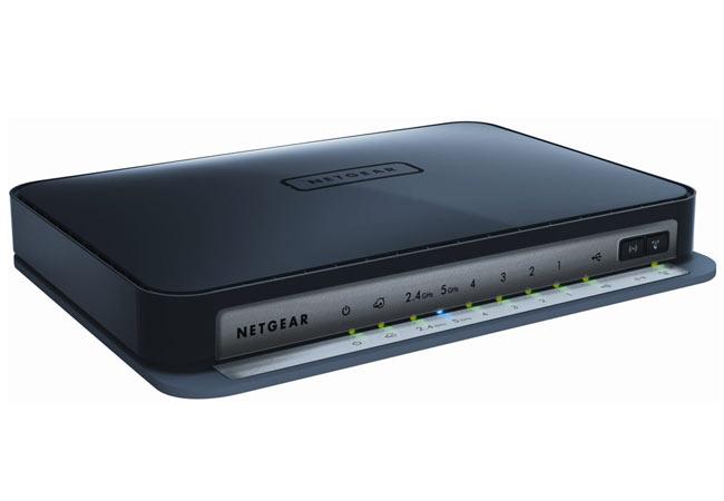 Netgear N750