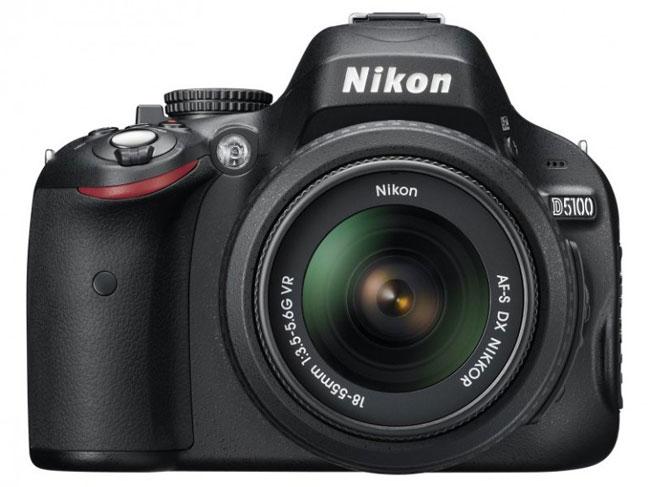 Nikon D5100 DSLR