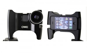 OWLE Bubo Camera Mount For iPhone