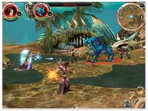 Order And Chaos Online MMORPG Arrives on iOS Devices (video)