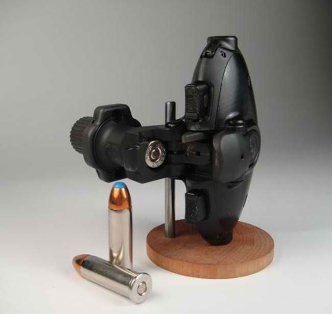 Palm pistol