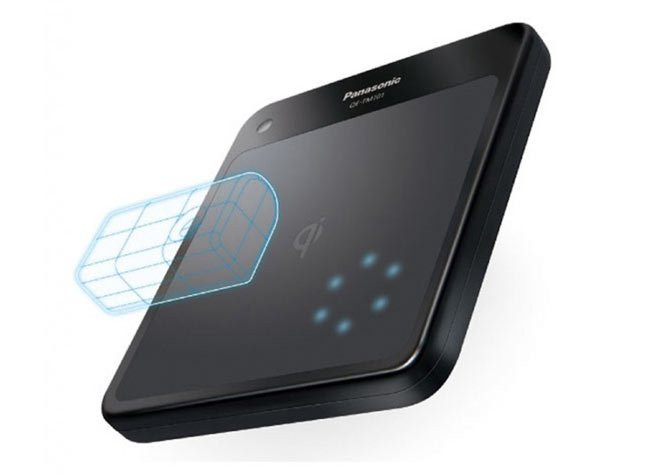 Panasonic Launches Chargepad