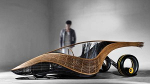 Bamboo Car Concept Rocks The Design And Tech World