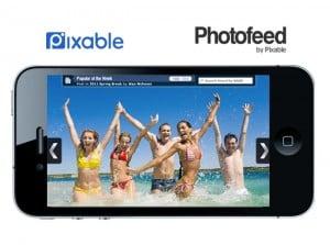 Photofeed iPhone