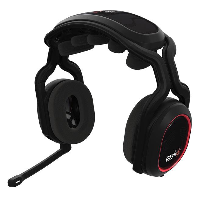 Psyko Carbon headset