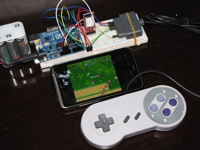 SNES Controller Android