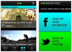Showyou iOS Social Video Viewer App Launches Today