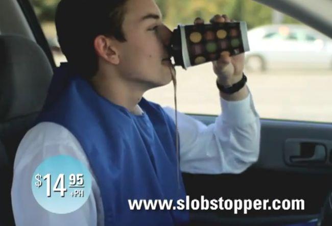 Slobstopper