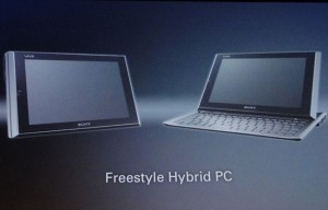 Sony Freestyle Hybrid