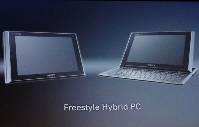 Sony Freestyle Hybrid