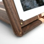 Wooden iPad 2 Case