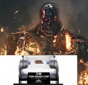 Terminator T800 Brain Chip On Sale