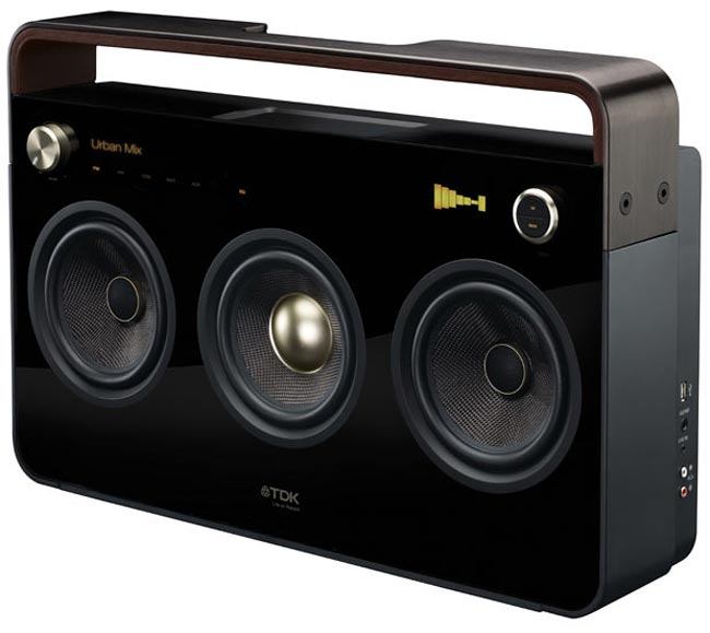 TDK Digital Boombox