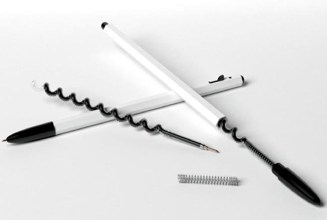 T&T concept pen