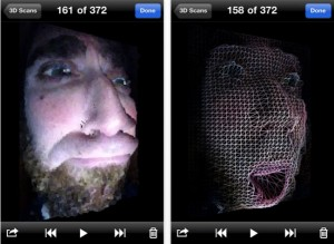 Trimensional 3D Scanner App For iPhone (video)