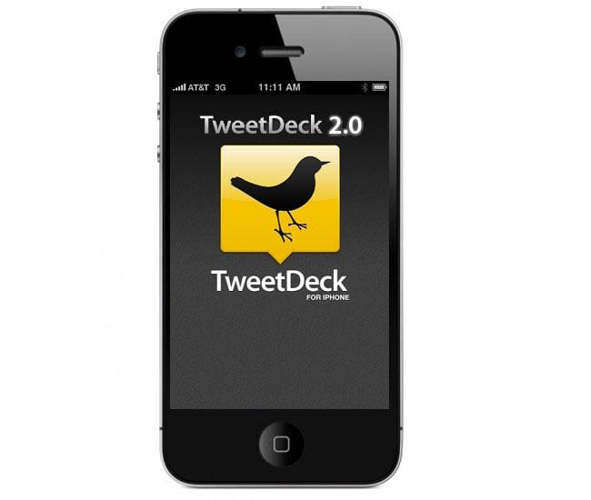 Tweetdeck 2