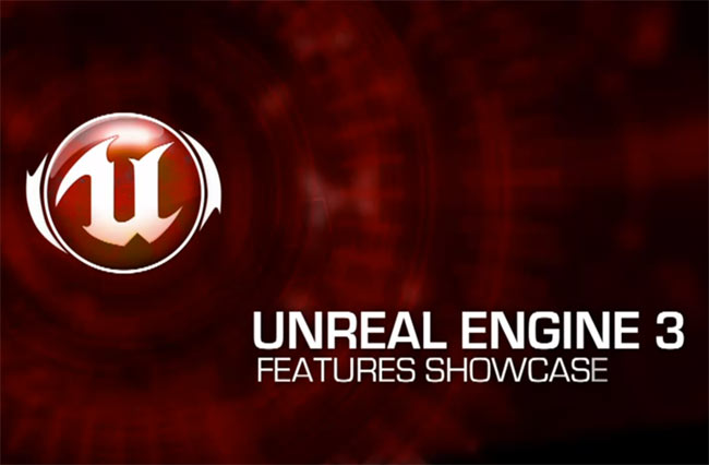 Unreal Engine 3 Features Trailer 2011 (video)