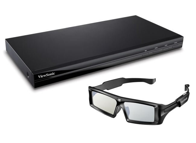 Viewsonic 3D Projector Convertor