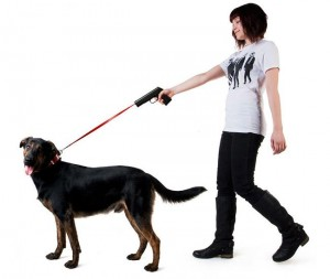 This Hilarious Concept Leash Gun Will Outrage PETA