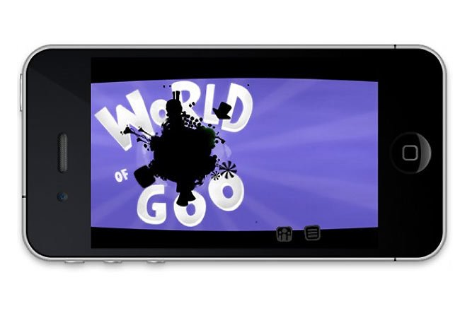 World of Goo iPhone