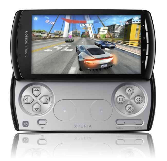 sony ericsson xperia play black. Review: Sony Ericsson Xperia