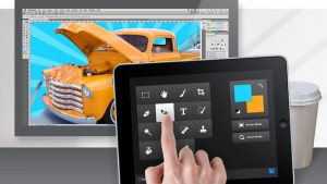 Adobe Announces 3 Photoshop Apps For iPad