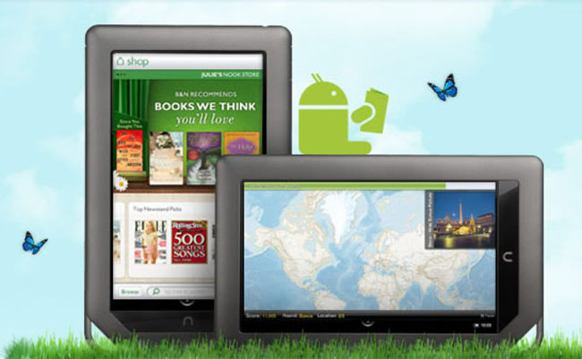 barnes noble nook developer program