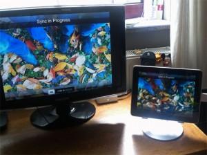 Display Mirroring On The Original iPad (Video)