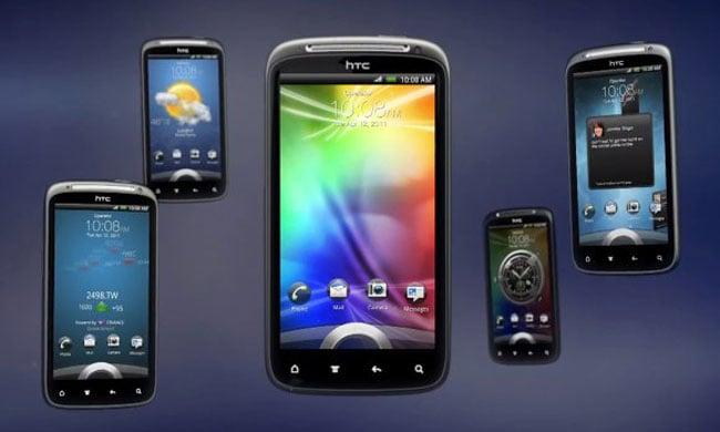 HTC Sensation New Sense Launcher