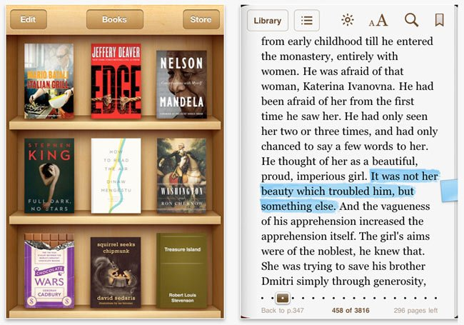 iBooks Update