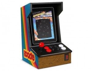iCade iPad Arcade Cabinet Now Available To Buy