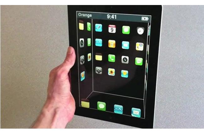 iPad 2 3D