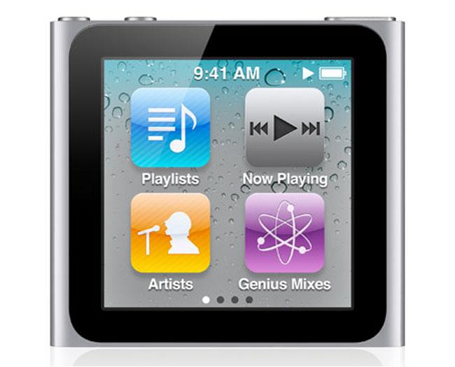 iPod Nanon 6G