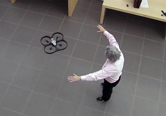 Kinect AR Drone