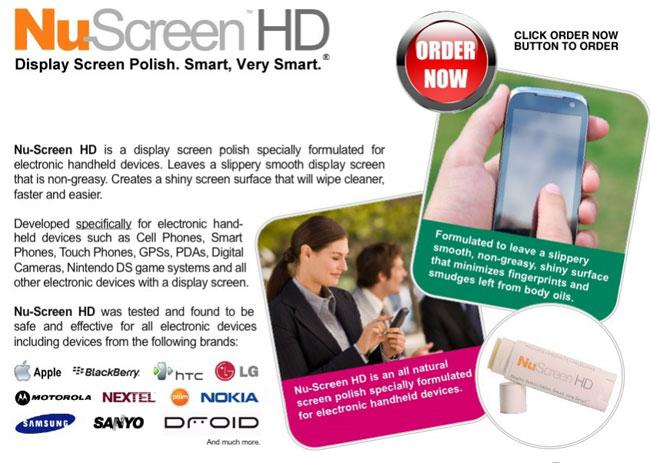 NuScreen HD