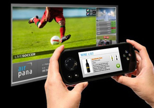 Panasonic Announces eX3 Android Based In Flight Entertainment System
