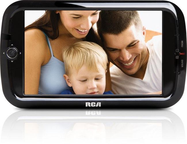 RCA Portable TV
