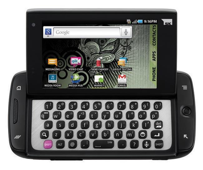 T-Mobile Sidekick 4G