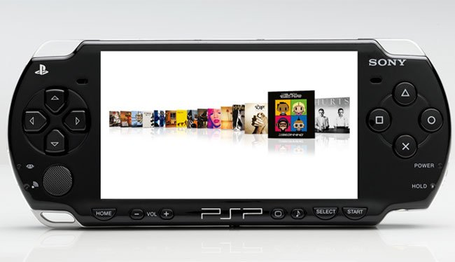 sony psp music unlimited