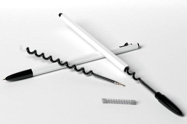 T&T Pen Concept